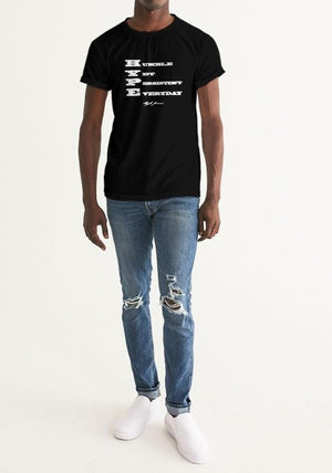 H.Y.P.E. Jeans  ACRONYM Men's Graphic Tee (Black) - Hype Jeans Company - Hype Jeans