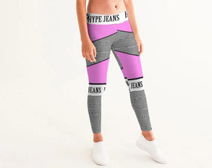 Hype Jeans the standard Women's Yoga Pant (Pink) - Hype Jeans Company - Hype Jeans