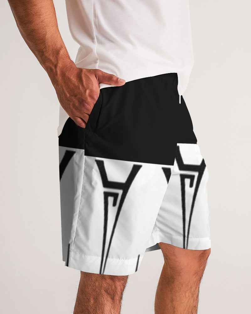 Hype Jeans Royalty Black Men's Jogger Shorts - Hype Jeans Company - Hype Jeans