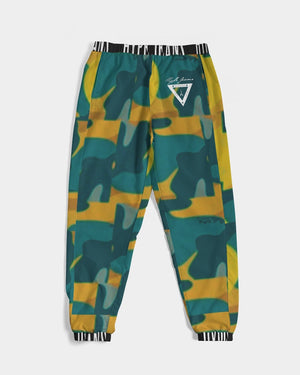Hype Jeans Company - Forest fall fade camo Men's Track Pants