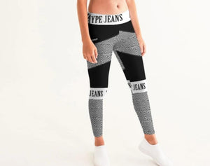Hype Jeans the standard Women's Yoga Pant (Black) - Hype Jeans Company - Hype Jeans