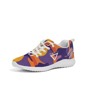 Hype Jeans Fade Camo Purple/Yellow  Men's Athletic Shoe - Hype Jeans Company - Hype Jeans