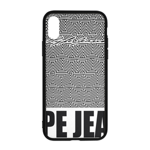 Hype Jeans Mosaic  iPhone X Case - Hype Jeans