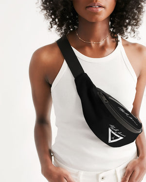 Hype Jeans Company Crossbody Sling Bag (black)