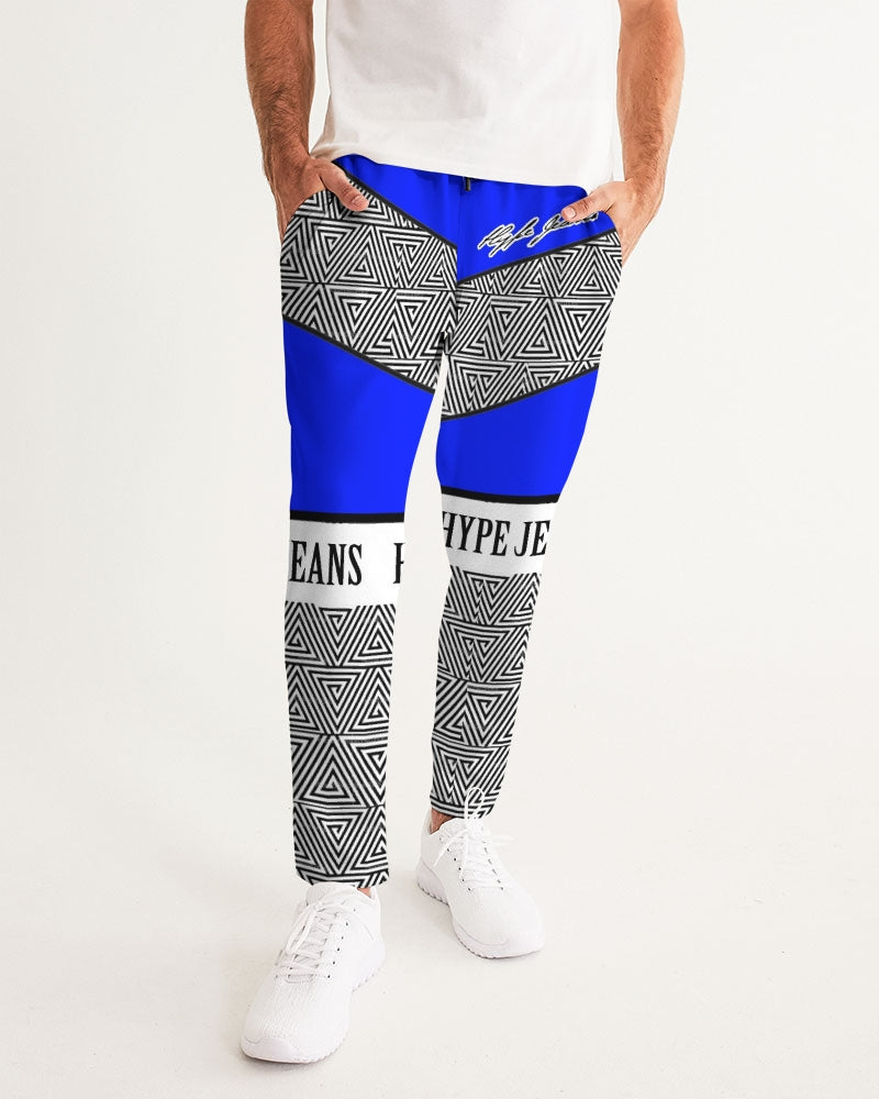 Hype Jeans the standard Blue Men's Joggers - Hype Jeans Company - Hype Jeans