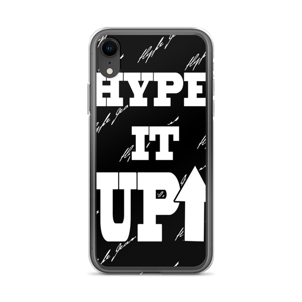Hype Jeans iPhone 6-XS MAX Cases Black - HypeJeans