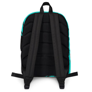 Hype Jeans Backpack Bilo Blue - Hype Jeans Company - Hype Jeans