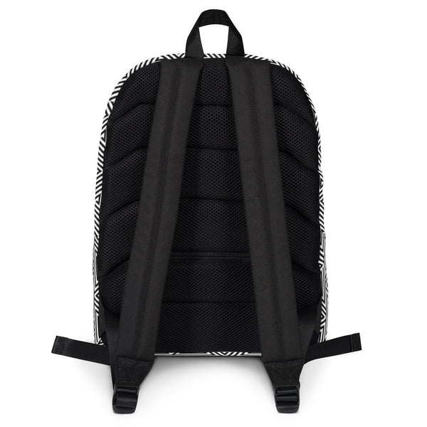 Hype Jeans Backpack Mosaic - HypeJeans