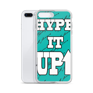 Hype Jeans iPhone 6-XS MAX  Cases Bilo Blue - Hype Jeans