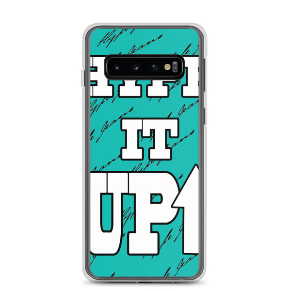 Hype Jeans Samsung Galaxy S9-S10 Cases Bilo Blue - HypeJeans