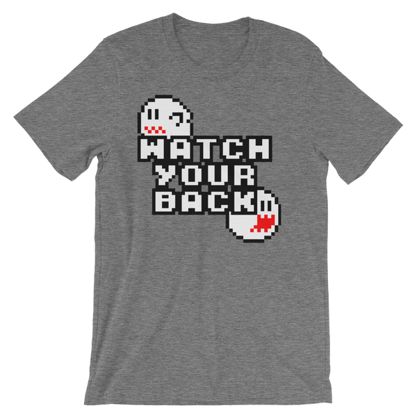 8 Bit® Watch Your Back Tee