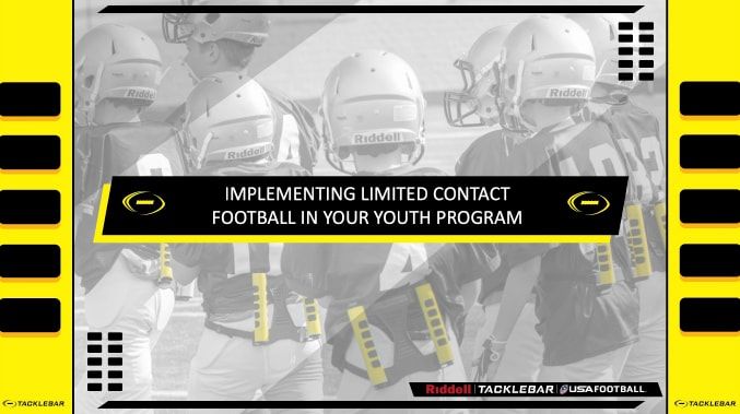 Implementing Limited Contact Football