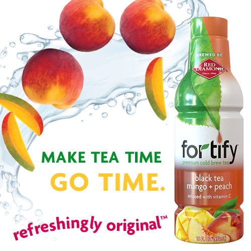 Fortify Cold Brew Tea