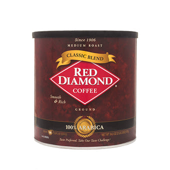 Red Diamond Classic Blend Ground Coffee