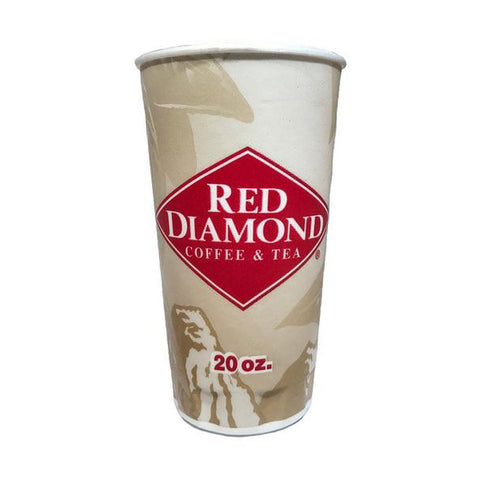 Red Diamond 20 oz Insulated Trophy Coffee Cups 750 ct