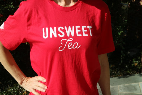 Red Diamond Unsweet Tea Shirt
