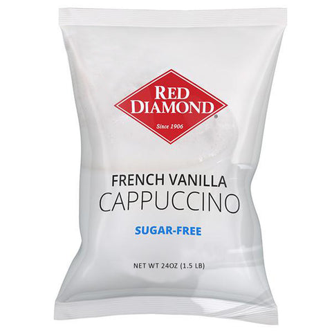 Red Diamond Sugar Free French Vanilla Cappuccino