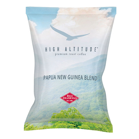 High Altitude Papua New Guinea Blend 3 oz. Portion Pack Coffee 42 count