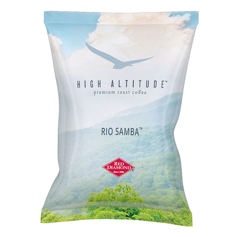 High Altitude Rio Samba 3 oz. Portion Pack Coffee 42 count