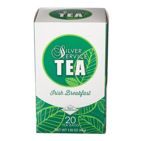 Naturally Healthy Silver Service Irish Breakfast Hot Tea Bags