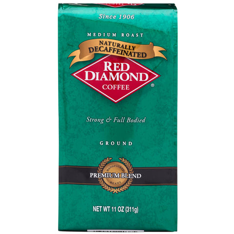 Red Diamond Decaffeinated Ground Coffee 11 oz