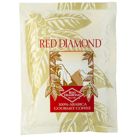 Red Diamond Classic Blend 1.75 oz Portion Pack Coffee 48 ct