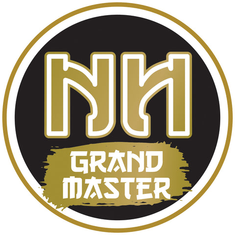 Grand Master 25mm Badges