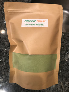 Green Gold! The Green Whey Meal Replacement Shake! Keto Friendly 14 Servings