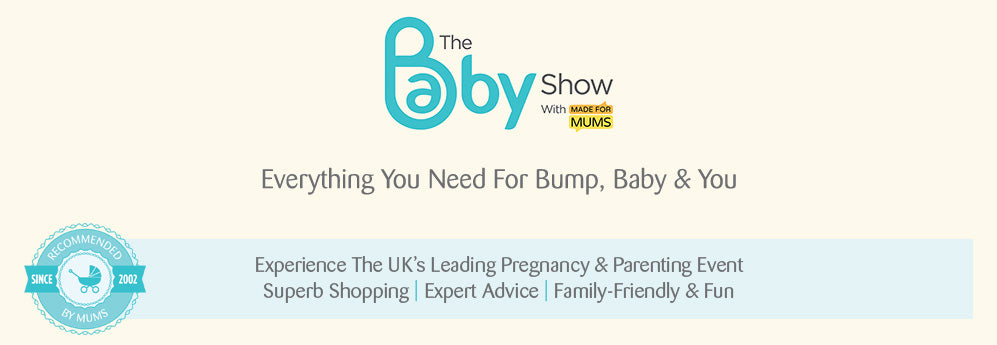 Come See HushCush At The Baby Show: 19-21 February 2016