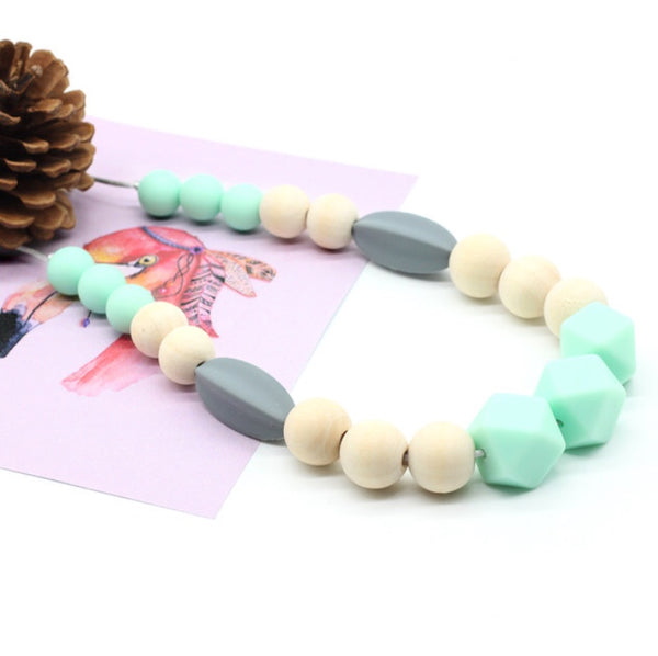 Teething/ Feeding Necklace