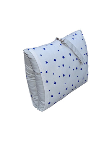 HushCush Outer Cover blue stars