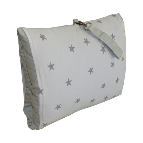 HushCush Outer Cover Grey stars