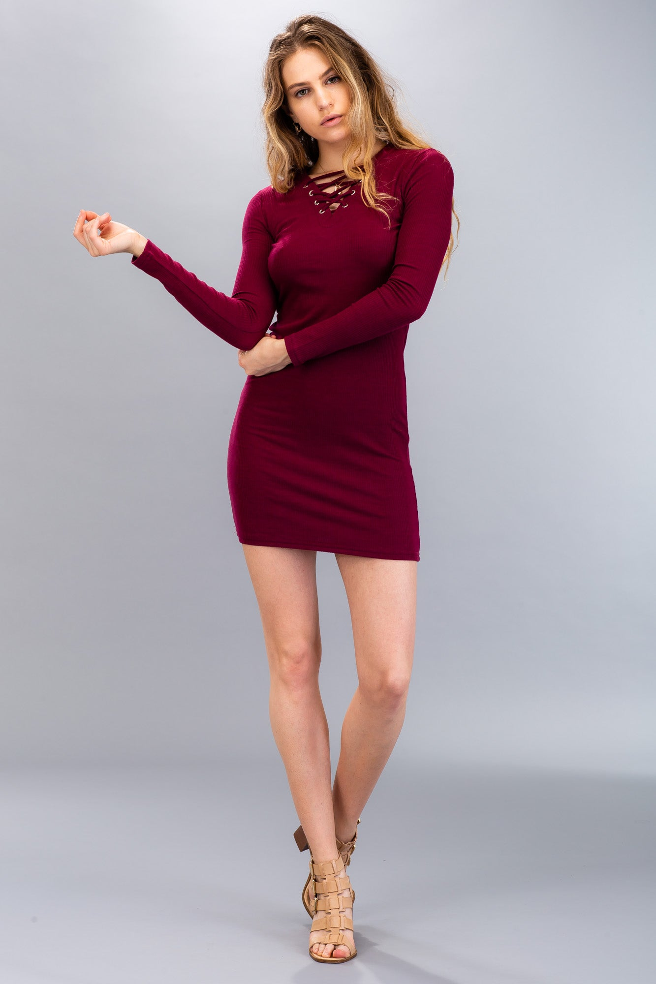 Dress - BD2027 - Capella Apparel