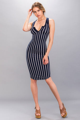 Surplice Dress - BD2200