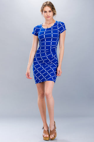 Ruffle Tube Dress - BD2060