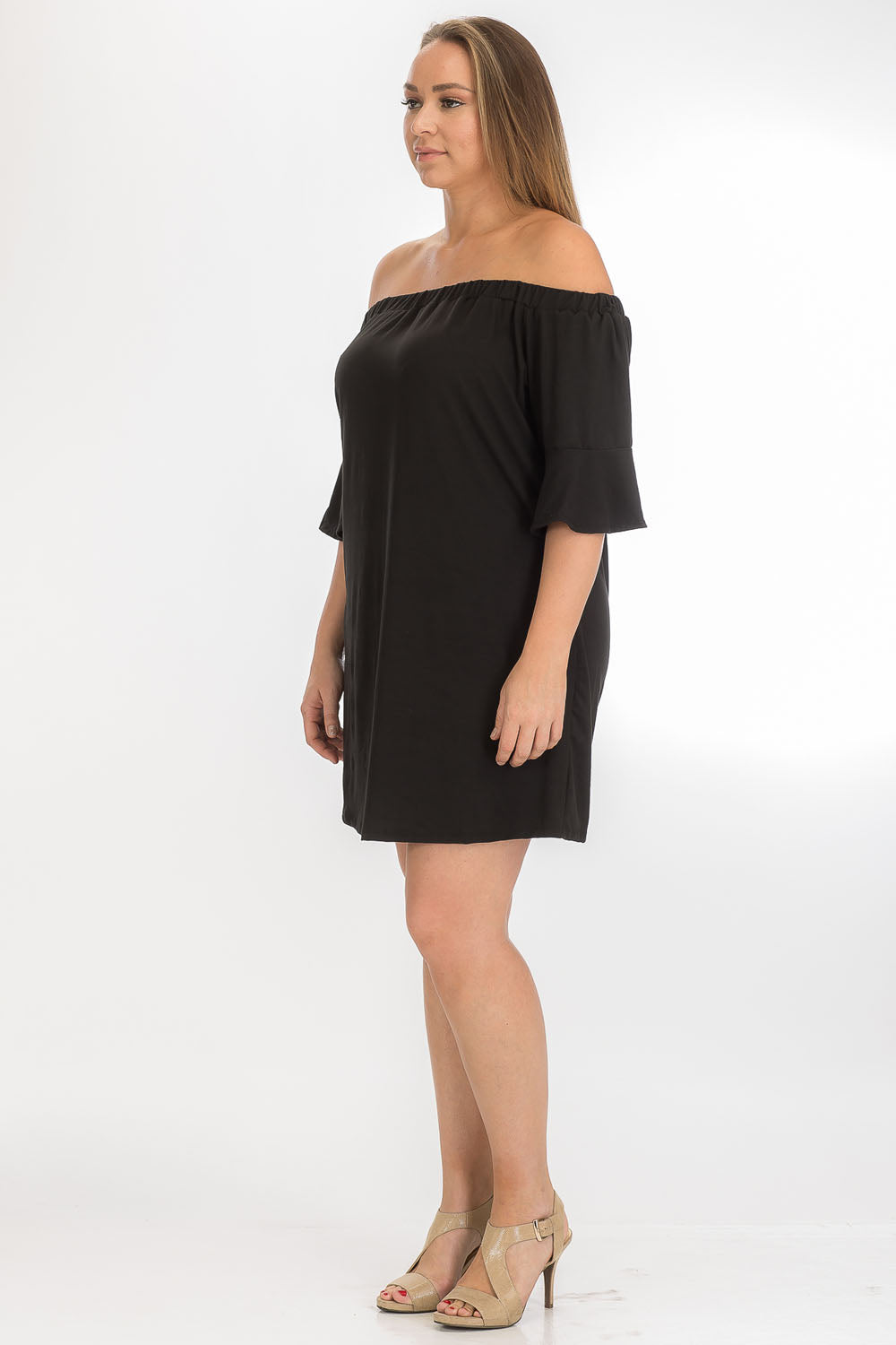 Dress - BD2156X (PLus Size) - Capella Apparel