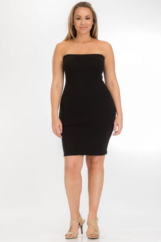 Dress - BD2099X (Plus Size)