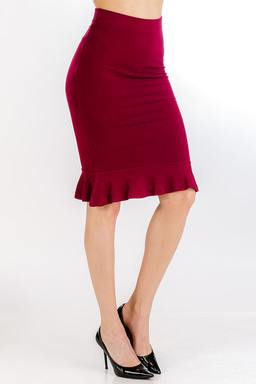 Skirt - BS2174 - Capella Apparel