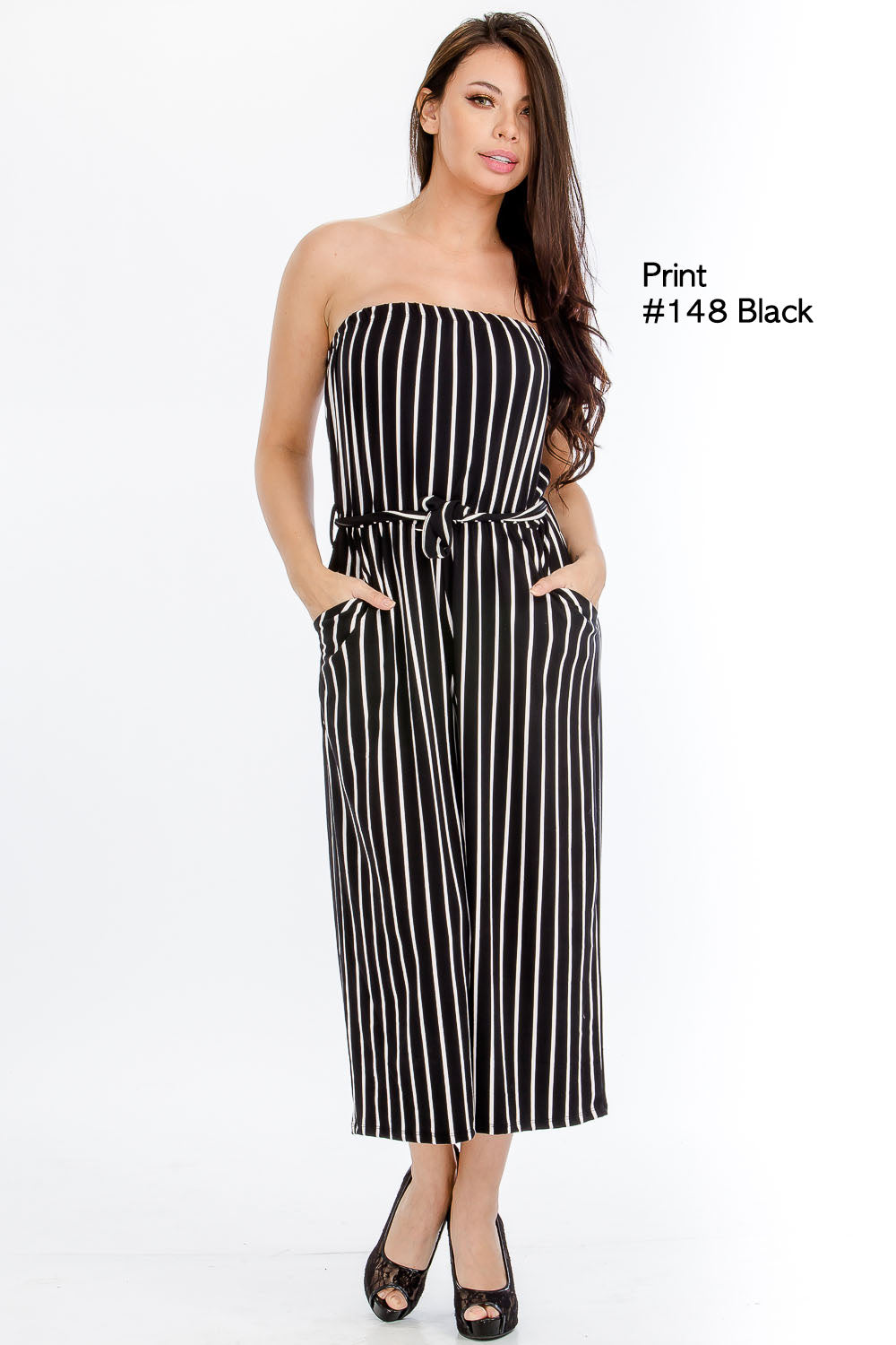 Jumpsuit - BP2094X (Plus Size) - Capella Apparel