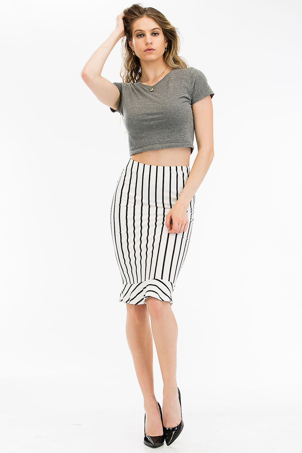 Skirt - BS2239 - Capella Apparel