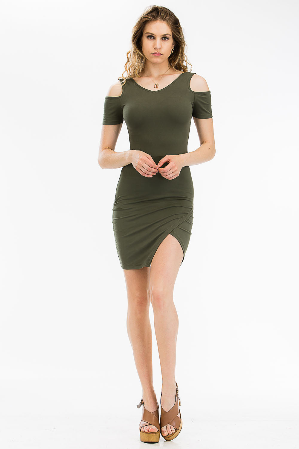 Dress - BD2210 - Capella Apparel