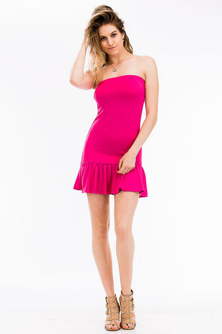Fit & Flare Dress - BD2234