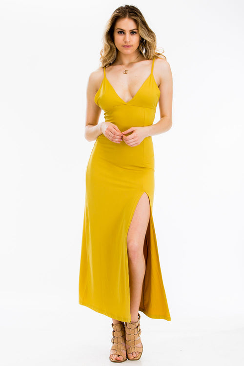 Cami Maxi Dress - BD2165 - Capella Apparel