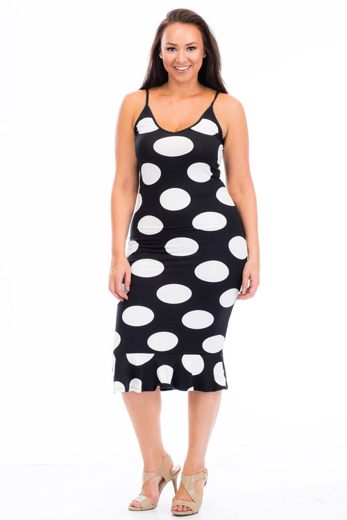 Dress - BD2187X (Plus Size) - Capella Apparel