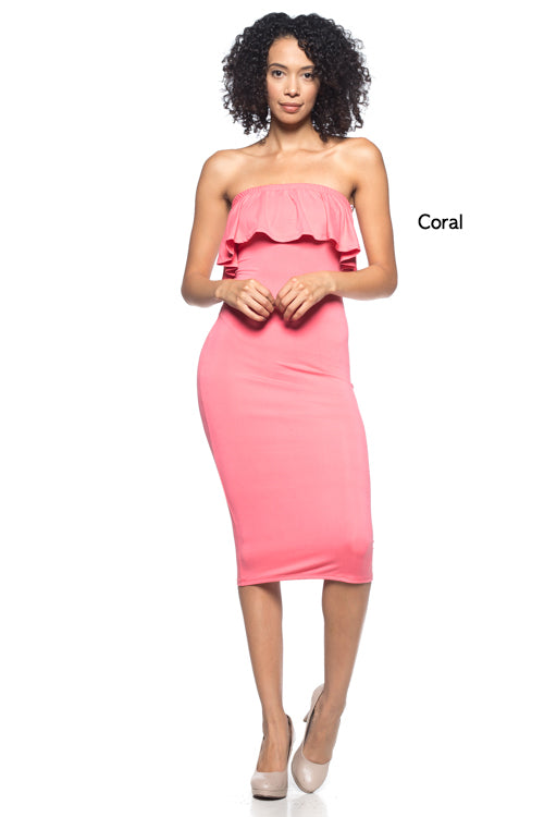 Dress - BD2014 - Capella Apparel