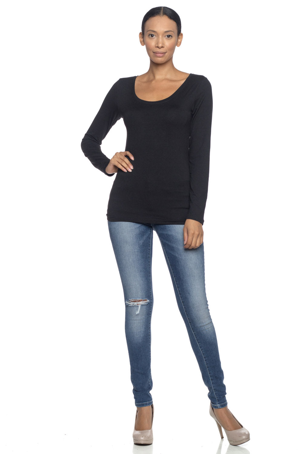 Top - BT1842 - Capella Apparel