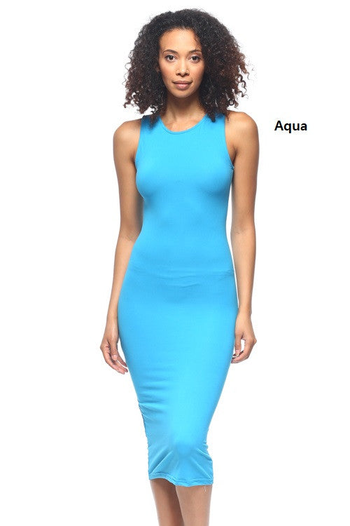 Tank Dress - BD1705 - Capella Apparel