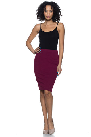 Skirt - BS1830X (Plus Size)