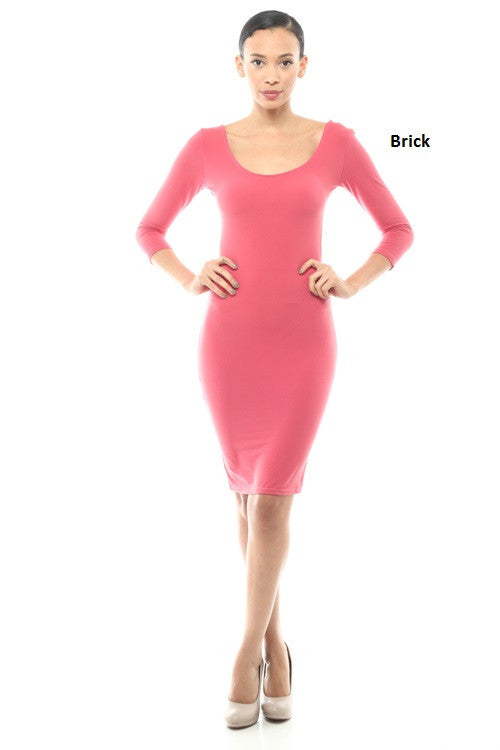 Dress - BD1862 - Capella Apparel