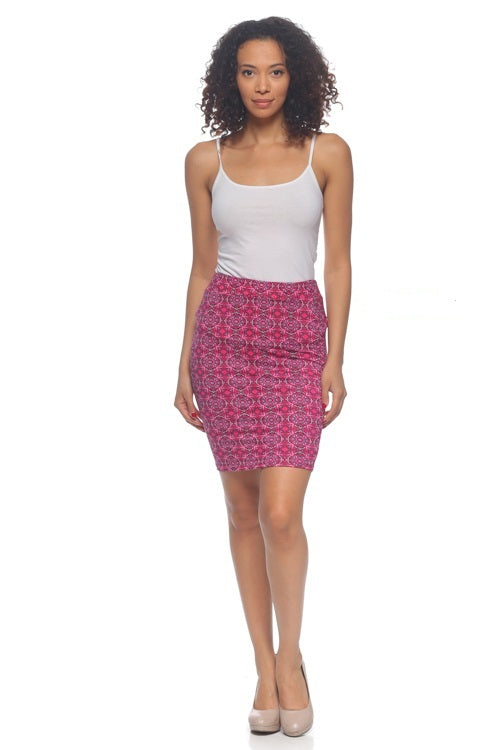 Skirt - BS1596 - Capella Apparel
